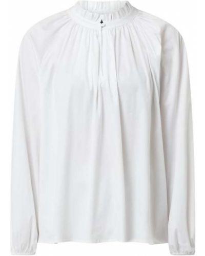 Biała bluzka ze stójką Risy & Jerfs