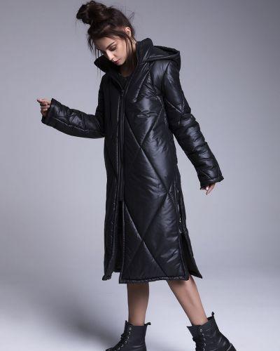 Утепленная куртка - черная Naoko