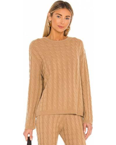 Повседневный шерстяной свитер Lpa
