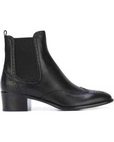 Ботинки челси кожаные кожаные Unützer
