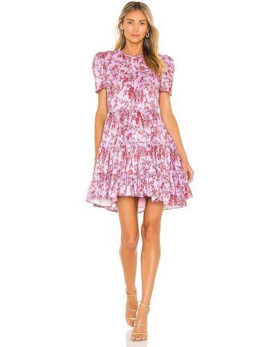 Платье на молнии - розовое Likely