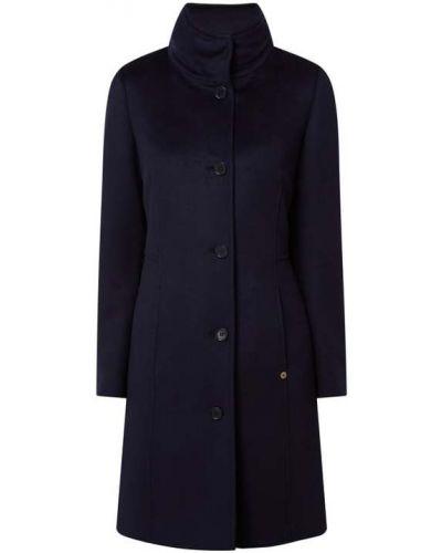 Niebieski płaszcz wełniany Pennyblack