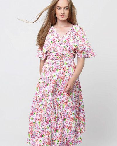 Платье миди весеннее Dasti