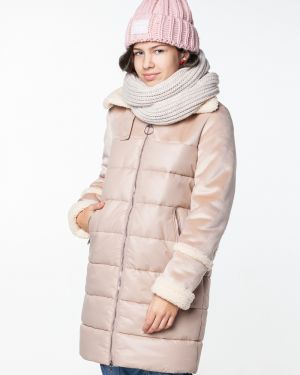Куртка с мехом комбинированный Orby