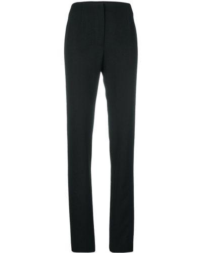 Шерстяные брюки - черные Boule De Neige