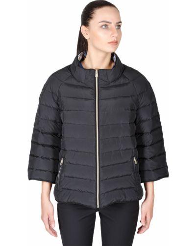 Черная куртка Tsarevna