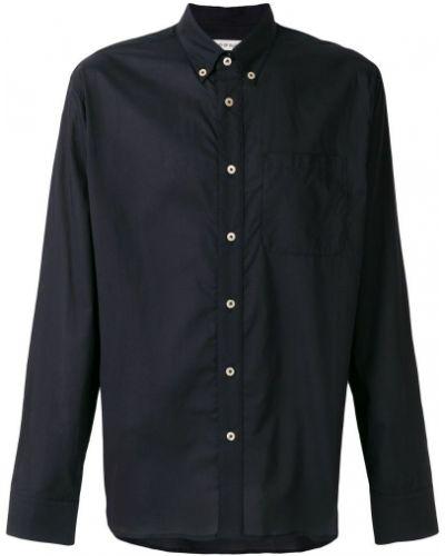Рубашка с карманами черная A Kind Of Guise
