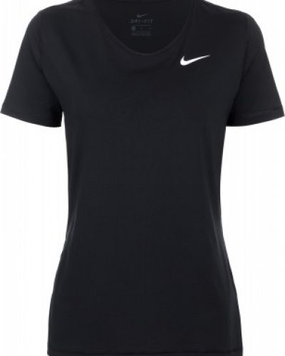 Спортивная футболка приталенная для фитнеса Nike