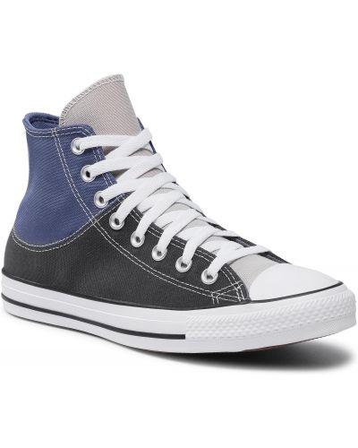 Trampki srebrne - szare Converse