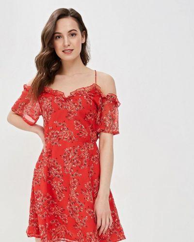 Платье розовое весеннее Gaudi