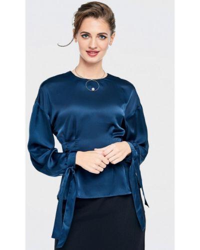 Блузка - синяя Valkiria