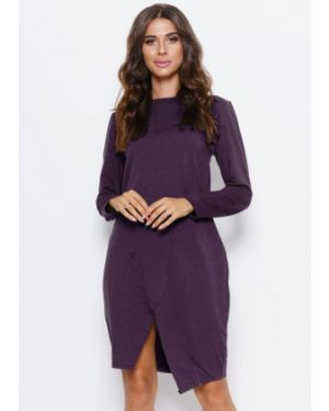 Фиолетовое футбольное платье Magnet
