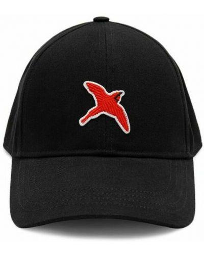 Czarna czapka z daszkiem Axel Arigato