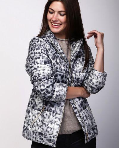 Куртка леопардовая с карманами Pezzo