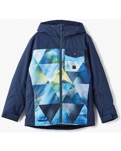 Куртка теплая горнолыжная Quiksilver