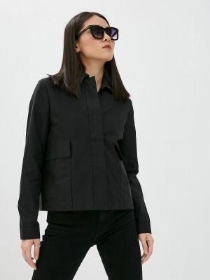 Облегченная черная куртка Savage