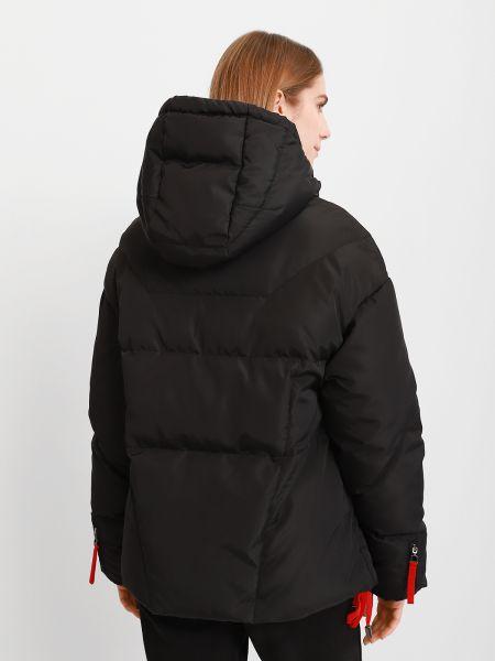 Куртка с капюшоном - черная Braska