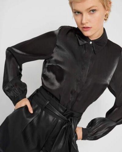 Черная блузка Orsay