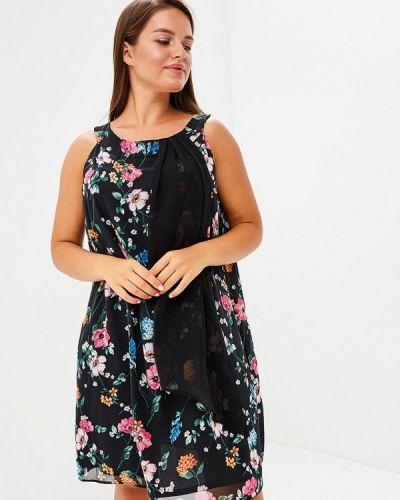 Черное платье осеннее Dorothy Perkins Curve