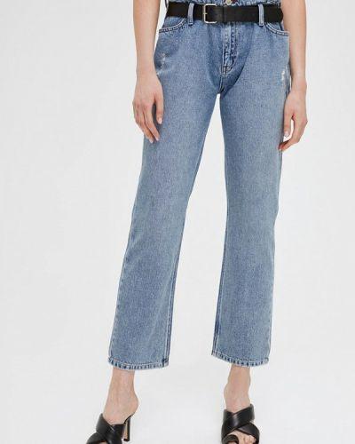 Зеленые джинсы-скинни узкого кроя Lime