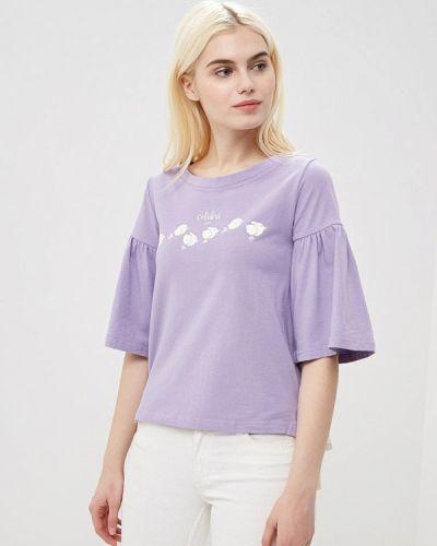 Лонгслив фиолетовый Sitlly