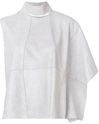 Асимметричная блузка с воротником Olsthoorn Vanderwilt