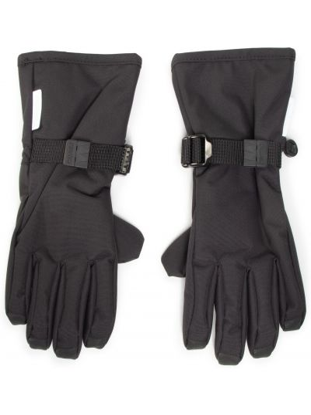Czarne rękawiczki Reima
