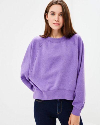 Фиолетовый свитшот Only