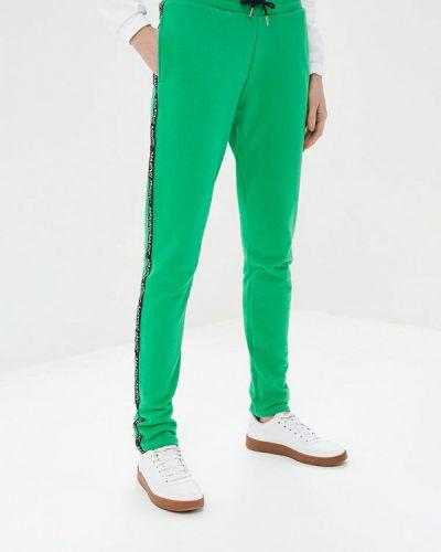 Спортивные брюки зеленый турецкий Blendshe
