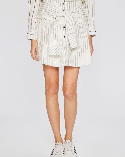 Белая юбка облегающая Answear