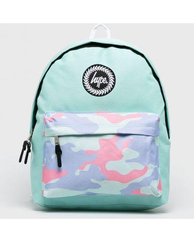 Рюкзак мятный Hype