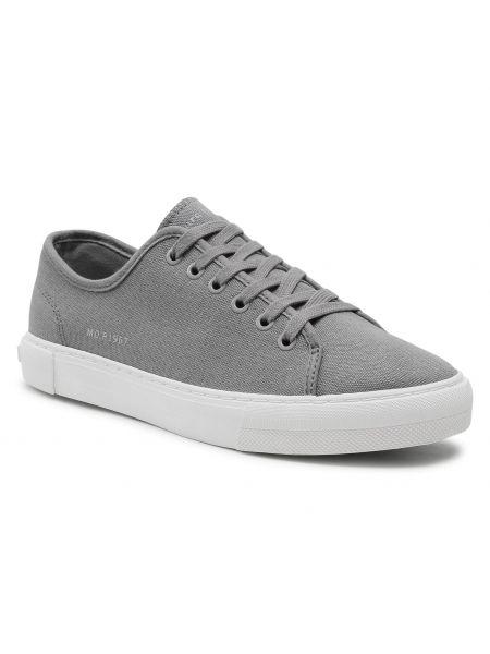 Sneakersy - szare Marc O'polo