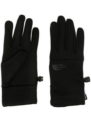 Czarny rękawiczki rozciągać The North Face
