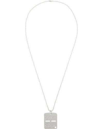 Бальное серебряное ожерелье 1017 Alyx 9sm