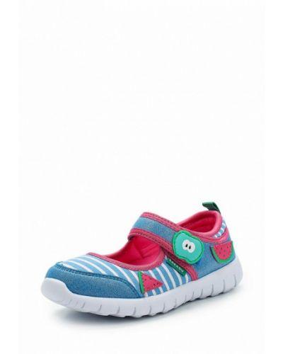 Голубые туфли Kakadu