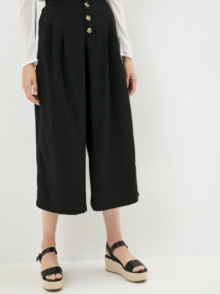 Черные брюки B.style