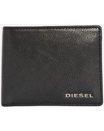 Кошелек маленький кожаный Diesel
