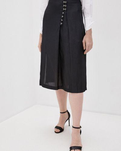 Черная юбка свободного кроя Mcq Alexander Mcqueen
