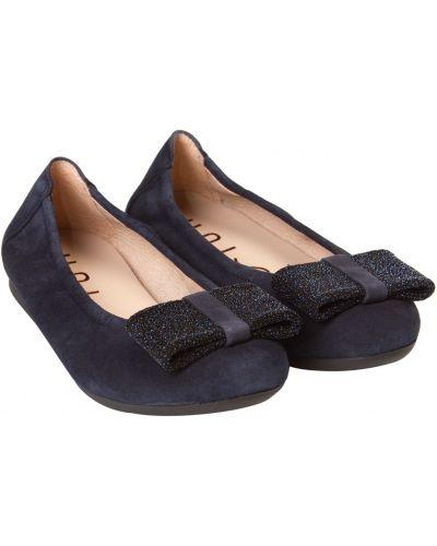 Синие туфли Unisa