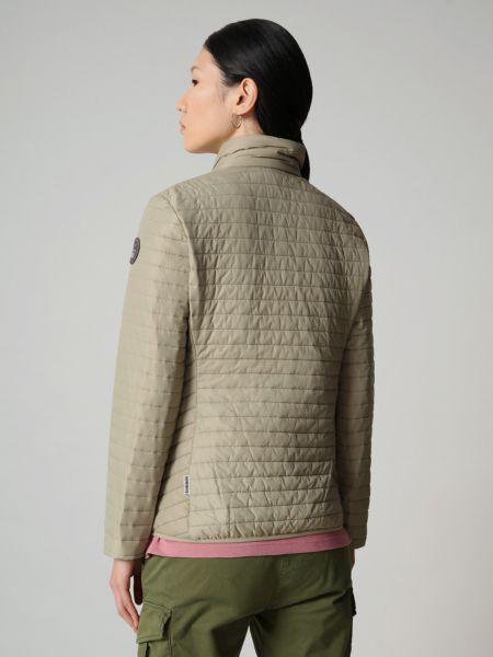 Облегченная серая куртка Napapijri