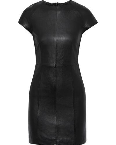 Черное платье с подкладкой Muubaa