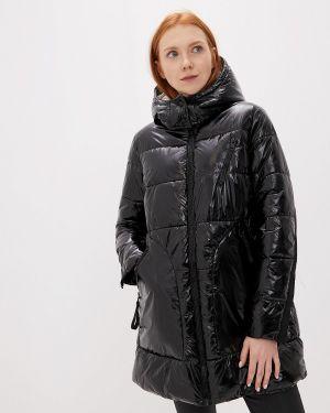 Зимняя куртка утепленная черная Ostin