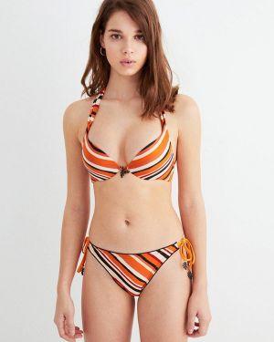 Купальник оранжевый Women'secret