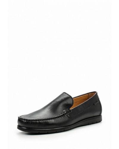 Черные туфли немецкие Salamander