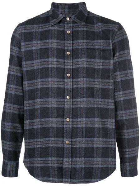 Классическая фланелевая рубашка на пуговицах Portuguese Flannel