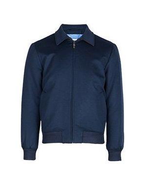 Куртка демисезонная синяя Castello D'oro