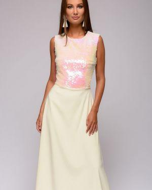 Вечернее платье с пайетками на торжество 1001 Dress