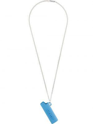 Серебряное ожерелье с подвесками Ambush