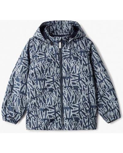 Куртка весенний синий Name It