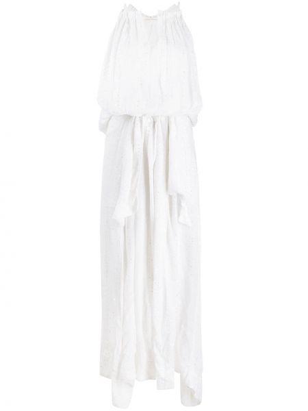 Платье с пайетками с кисточками Mes Demoiselles